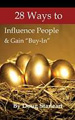 28 Ways to Influence People book cover