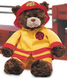 Rescue Bear Teddy Bear Workshop