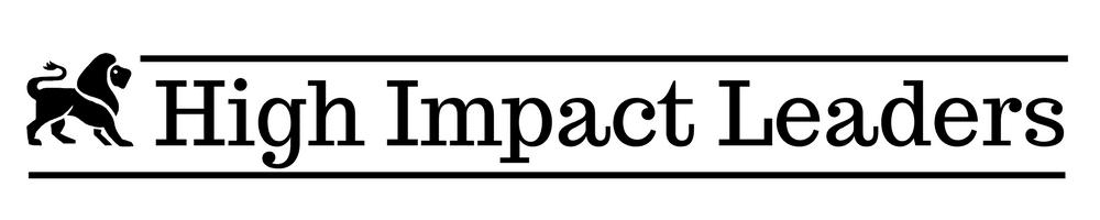 High Impact Leaders
