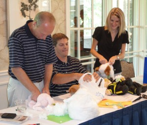 Lafarge Rescue Bear Event in Birmingham, Alabama