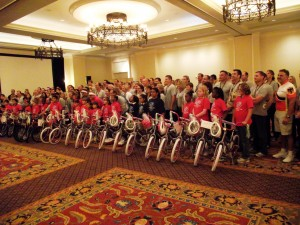 Boehringer Ingelheim Builds Bikes in San Antonio