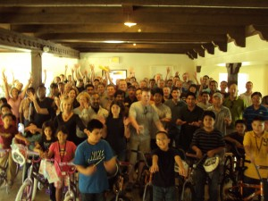 Building Bikes For Kids in Austin, TX