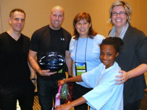 Pfizer Canada Combines Teamwork and Giving Back with a Build-A-Bike Team Building Event