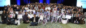 Johnson&Johnson Brought Smiles and Laughter To 36 Kids in Princeton, NJ by Building Bikes while Building a Team