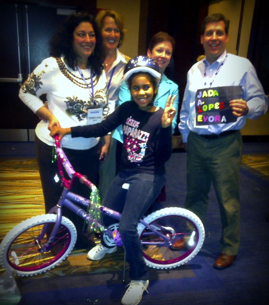 Philips Builds Bikes in Boston Harbor
