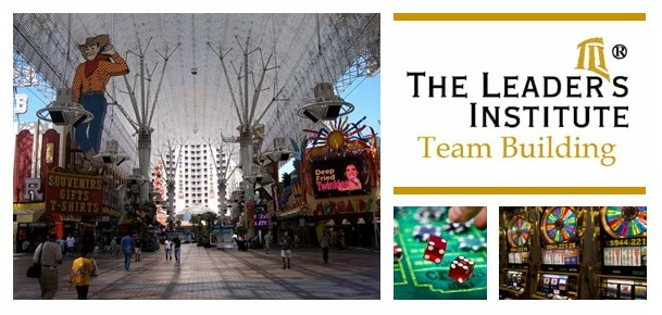 Team Building in Las Vegas