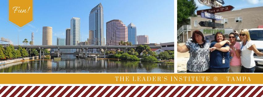 Leaders Institute Orlando Banner