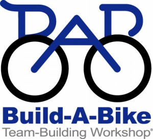 Build-A-Bike Team Building Event