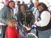Kaiser Permanente, Team Building Event Builds Bikes For 40 Kids To Ride Trails in Atlanta Georgia