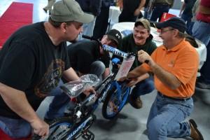 Amcor in Roanoke, Virginia Built Some Bikes, Strengthened Their Team & Made 18 Kids Smile