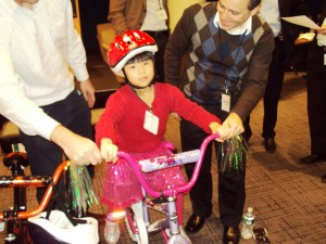 Pfizer Builds Bikes for Kids in NYC New York