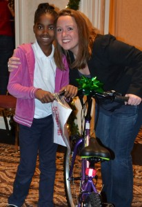 Blue Cross Blue Shield donates bikes to kids in Chicago