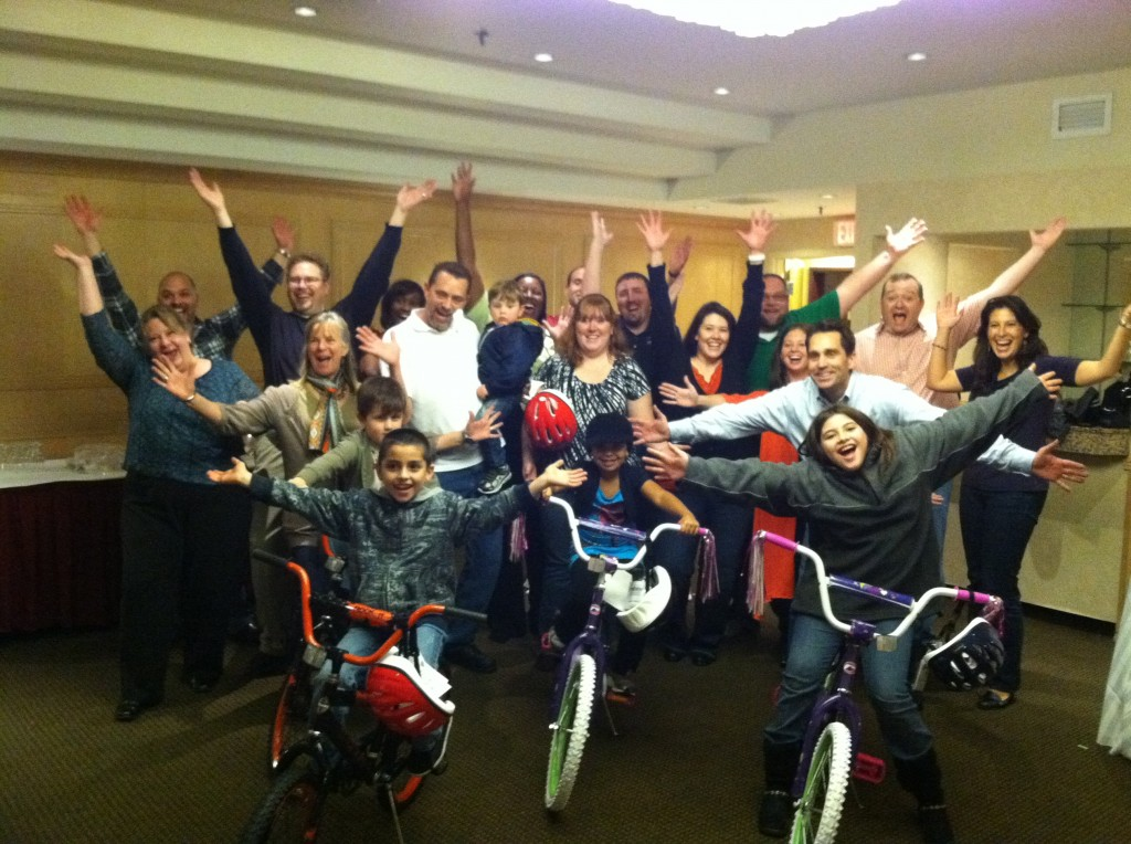 Picerne Military Housing Includes Build A Bike Team