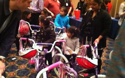 Prudential Financial Makes a Difference for Local Kids Newark, NJ