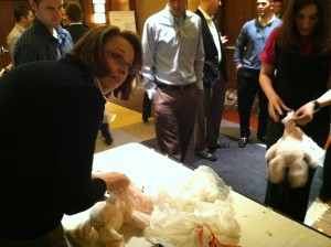 Gexpro Rexel includes Rescue Bear Philanthropic Team Building Event in Leadership Conference in Dallas, Texas