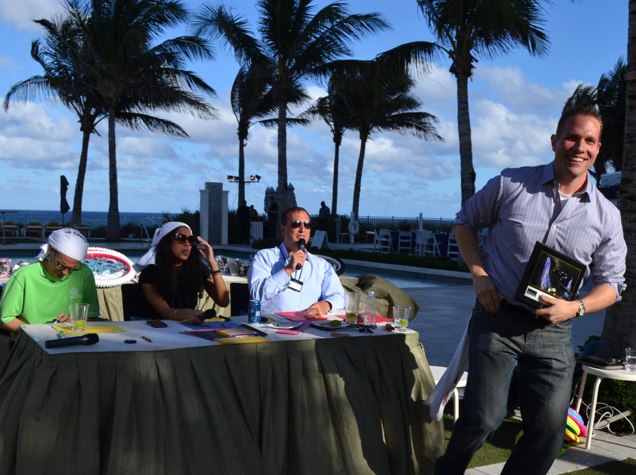 Blackstone Came Boca Raton Florida To Strengthen
