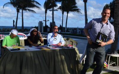 Blackstone Came Boca Raton, Florida, to Strengthen Teamwork With a Build-A-Bike Event