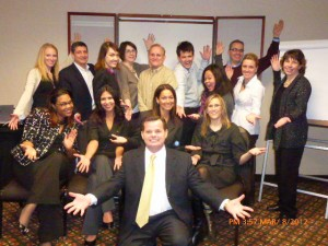 Fearless Presentations Workshop in Chicago helps Participants with their Fear of Public Speaking