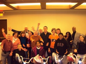 Sodexo Bike Team Building in Atlantic City New Jersey