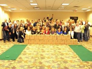 Aviva USA Supports Those in Need in Kansas City with Ace RaceTeam Building Event