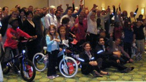 Schwinn Works on Team Building with a Build-A-Bike Event in Boca Raton, Florida