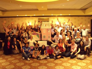 Quanex Building Products Host Structures Team Building Event in Houston, TX