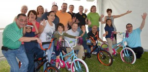 Technetics Unites Team with Bicycle Team Building Event in Houston Texas