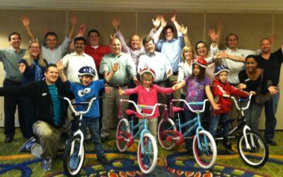 InfoComm includes Build-A-Bike Team Building Event near Washington, DC