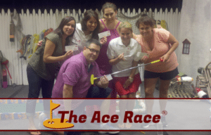 Ace Race ® Golf Team Event