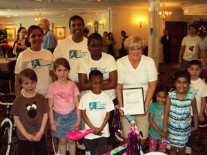 Merck Chooses Fun Build-A-Bike Team Event Near Philadelphia, Pennsylvania