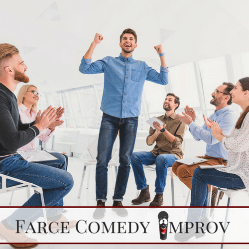 Comedy Improve Fun Team Building