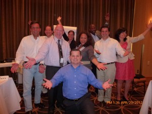 Another Successful Fearless Presentations Course in Washington DC