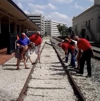 Orlando FL outdoor team building events