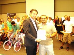 donate bikes to charity in Boston