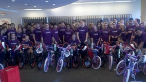 Goldman Sachs holds Build-A-Bike Workshop in New Jersey