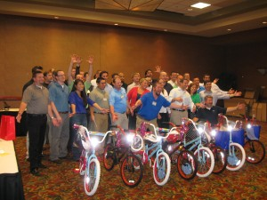 Mass Electric Build-A-Bike in Dallas Texas