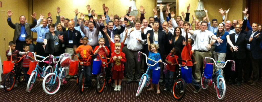 Fourth Linde Build-A-Bike in Chicago IL