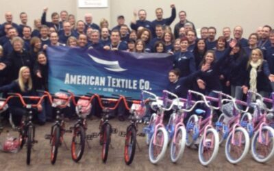 American Textile Company Hosts Build-A-Bike near Pittsburgh