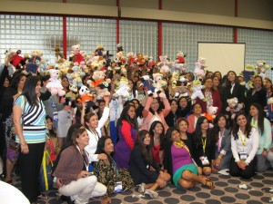 Houston Teddy Bear Team Building for AAHOA