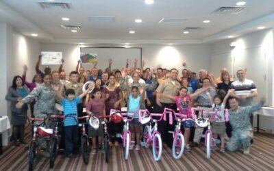 Cisco Buld-A-Bike Orlando, Florida