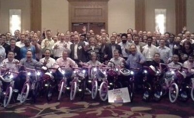 Saavis Corporation Build-A-Bike St. Louis, Missouri