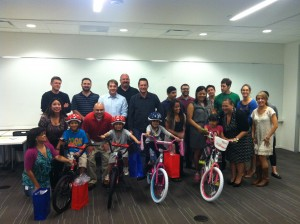 Informatica Austin Texas Build-A-Bike