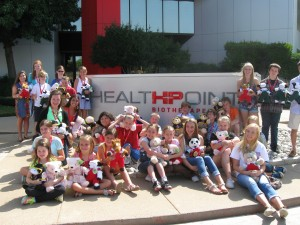 HealthPoint Rescue Bear Fort Worth Texas