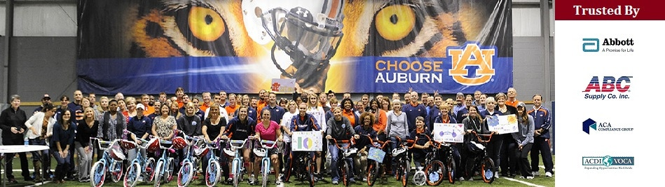 Auburn Build-A-Bike®