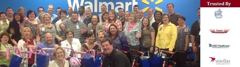 Walmart Build-A-Bike®