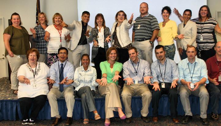 Behavioral Change Team Building