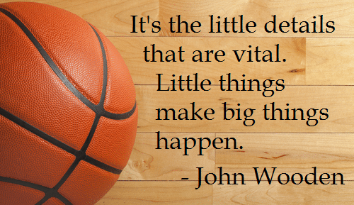 John Wooden-Inspirational Leadership Series