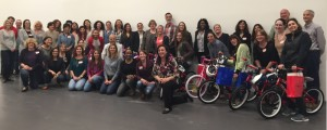 PVH Corp Build-A-Bike Team Activity in New York, NY