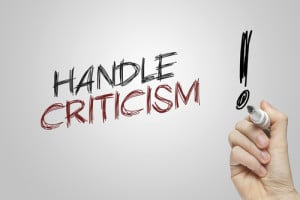 Under fire? Here's How an Effective Leader Deals with Criticism