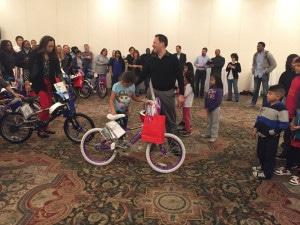 WGL Holdings Bike Team Building Event in Springfield, Virginia